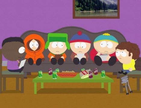 courtesy of Comedy Central/South Park Studios