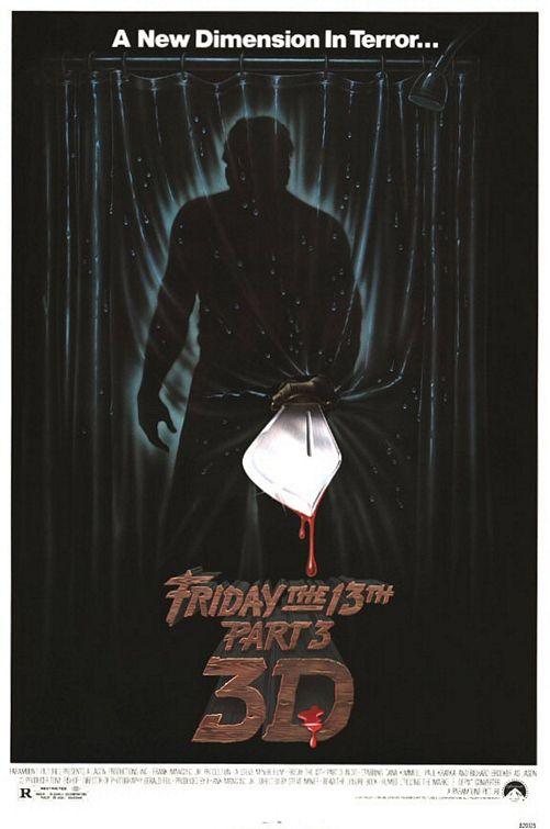 Summer Camp Slasher Series Friday The 13th Part 3