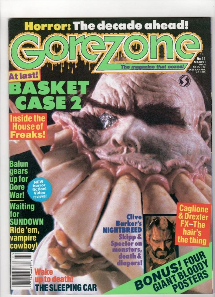 GOREZONE #12