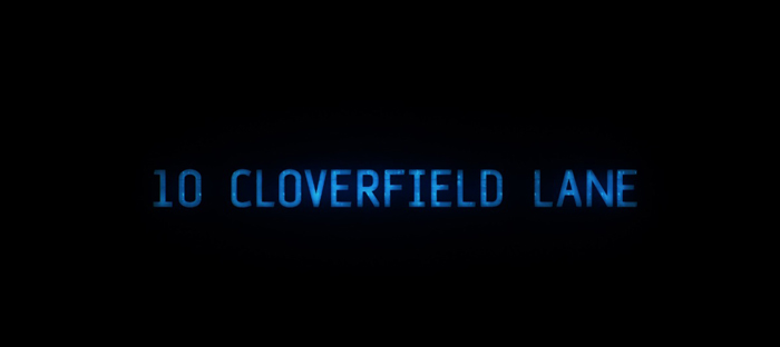 10 Cloverfield Lane: Bad Robot Productions