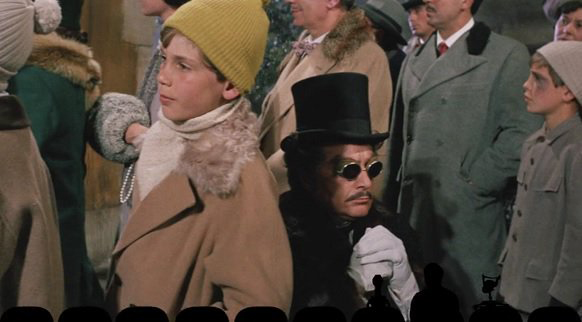 Christmas That Almost Wasn T.Reviews From The Edge Mst3k The Christmas That Almost Wasn