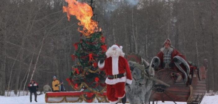 Santa's Slay Kills the Christmas Blues