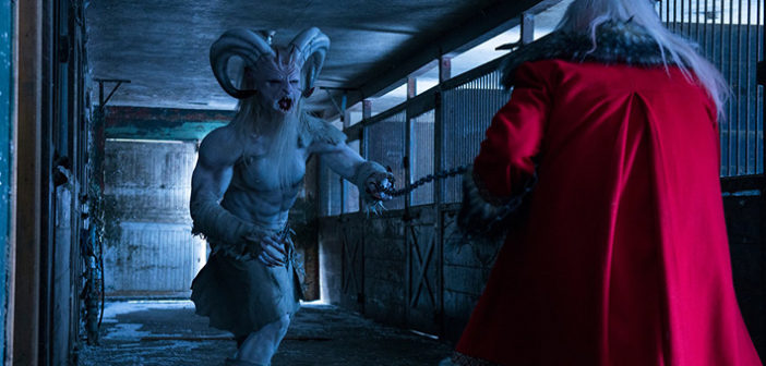 A Christmas Horror Story is a Contemporary Masterpiece